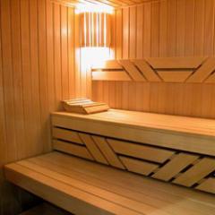 Installation of saunas and baths