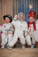 Фотосъемка детских утренников в садиках
