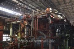 Copper steam repair