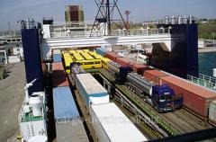 Transportation ferry