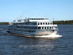Passenger transportation by water transpor