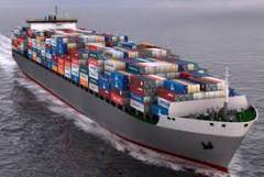 Международная контейнерная перевозка