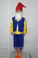 Gnome's suit hire