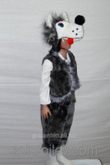 Suit of the Wolf hire