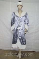 Smart suit of the Snow Maiden for ren