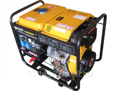 Rent of the diesel generator