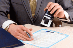 Services legal at purchase and sale of the