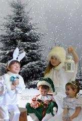 Прокат дитячих карнавальних новорічних костюмів