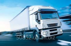 Road haulage car