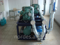 Service of refrigerating appliances Nordes