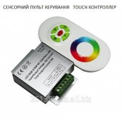 Сенсорний пульт керування світлодіодною стрічкою