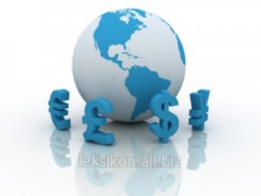 Consultations on foreign economic activity of the