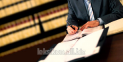 Complex legal support of your business