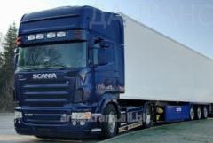 International and domestic automobile cargo