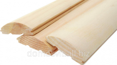Products are joiner's, selection of timber,