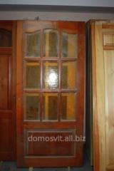 Restoration of doors interroom, doors entrance,