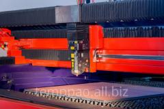High-precision laser cutting of metal