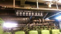 Ремонт главных и вспомогательных двигателей