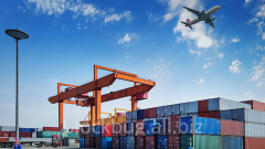 Transportations are container multimodal