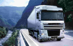 Automobile transportation of goods