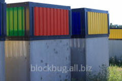 Processing of containers