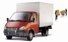 Providing transport services
