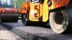Строительство проэктирование и ремонт дорог