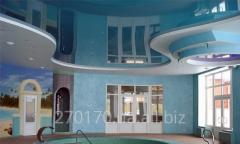 Натяжной потолок из ПВХ