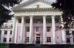 Обучение студентов Education in Ukraine for international students