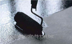 Repair of a bituminous roof. Producer