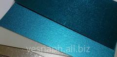 Covering glitterny varnish