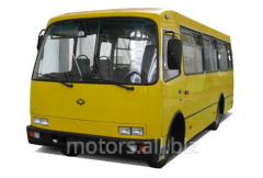 Lease of the bus Bogdan A-091