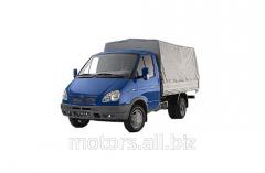 Rent of the malotonazhny truck Gas 33021