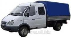 Rent of the malotonazhny truck GAS 33023