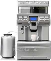 Rent of the automatic Saeco Aulika Top coffee