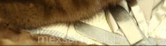 Individual tailoring of a fur coat from a