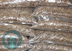 Фасовка пеллет в мешки по 15кг