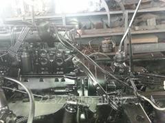 Установка дизельного двигателя MAN D 0826 GF на грузовые автомобили и автобусы (ЗИЛ,ГАЗ,МАЗ,ПАЗ,ЛАЗ и т.д. )