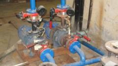 Repair of shutoff valves