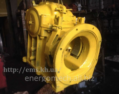 Equipment sink, sink of knots of mechanisms