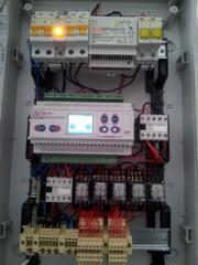 Автоматизация и диспетчеризация технологических процессов