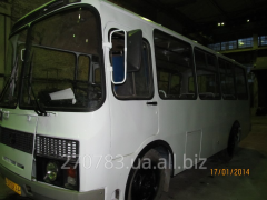 Repair of buses