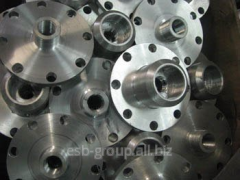 From metals and their alloys (steel, copper,