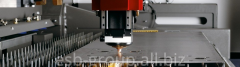 Drilling, metal stamping. Full cycle of machining