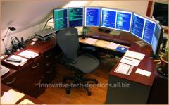 Создание и управление удаленными технологическими