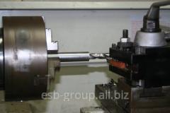 Processing of ferrous metals: