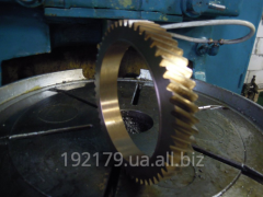 Repair of animators and reducers (cylindrical,