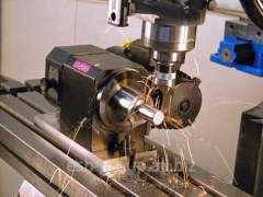 Machining - Turning and milling works, Grinding,