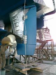 Ремонт алюминиевых судов и элементов судов
