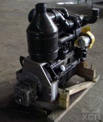 Converting diesel dvigatly under ship,